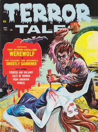 Cover for Terror Tales (Eerie Publications, 1969 series) #v3#6