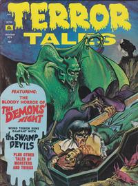 Cover Thumbnail for Terror Tales (Eerie Publications, 1969 series) #v4#1
