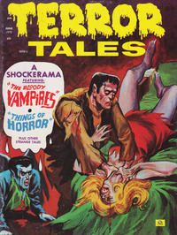 Cover Thumbnail for Terror Tales (Eerie Publications, 1969 series) #v4#4