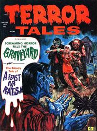 Cover for Terror Tales (Eerie Publications, 1969 series) #v4#5