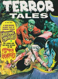 Cover Thumbnail for Terror Tales (Eerie Publications, 1969 series) #v4#6