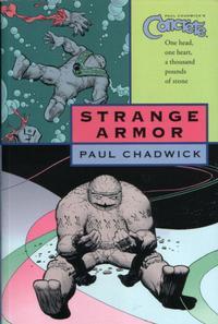 Cover Thumbnail for Concrete (Dark Horse, 2005 series) #6 - Strange Armor