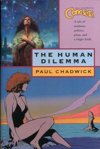 Cover Thumbnail for Concrete (Dark Horse, 2005 series) #7 - The Human Dilemma
