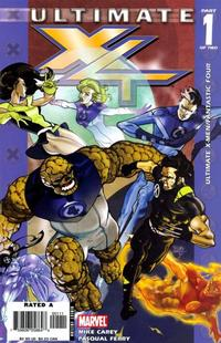 Cover Thumbnail for Ultimate X-Men / Fantastic Four (Marvel, 2006 series) #1