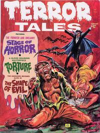Cover Thumbnail for Terror Tales (Eerie Publications, 1969 series) #v5#1