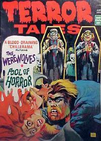 Cover Thumbnail for Terror Tales (Eerie Publications, 1969 series) #v5#4