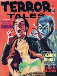 Cover Thumbnail for Terror Tales (Eerie Publications, 1969 series) #v6#1