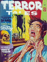 Cover Thumbnail for Terror Tales (Eerie Publications, 1969 series) #v6#2