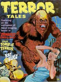 Cover Thumbnail for Terror Tales (Eerie Publications, 1969 series) #v6#3