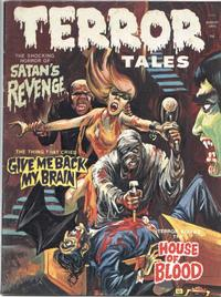 Cover Thumbnail for Terror Tales (Eerie Publications, 1969 series) #v6#4