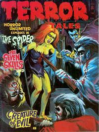 Cover Thumbnail for Terror Tales (Eerie Publications, 1969 series) #v6#5