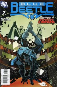 Cover Thumbnail for The Blue Beetle (DC, 2006 series) #7