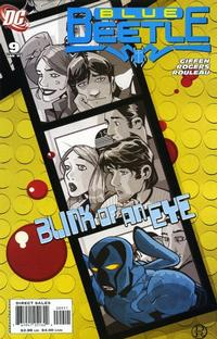 Cover Thumbnail for The Blue Beetle (DC, 2006 series) #9