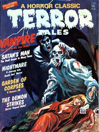 Cover Thumbnail for Terror Tales (Eerie Publications, 1969 series) #v7#4