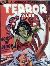 Cover Thumbnail for Terror Tales (Eerie Publications, 1969 series) #v8#1