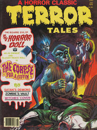 Cover Thumbnail for Terror Tales (Eerie Publications, 1969 series) #v9#1
