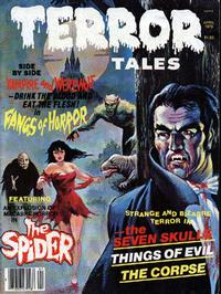 Cover Thumbnail for Terror Tales (Eerie Publications, 1969 series) #v9#2