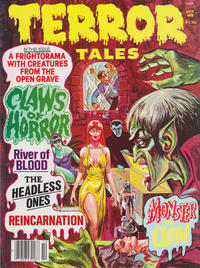 Cover Thumbnail for Terror Tales (Eerie Publications, 1969 series) #v9#4
