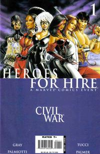 Cover Thumbnail for Heroes for Hire (Marvel, 2006 series) #1