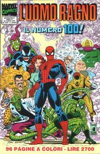Cover Thumbnail for L'Uomo Ragno (Edizioni Star Comics, 1987 series) #100