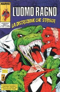 Cover Thumbnail for L'Uomo Ragno (Edizioni Star Comics, 1987 series) #101
