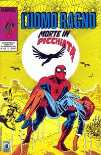 Cover Thumbnail for L'Uomo Ragno (Edizioni Star Comics, 1987 series) #112