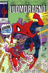 Cover Thumbnail for L'Uomo Ragno (Edizioni Star Comics, 1987 series) #113