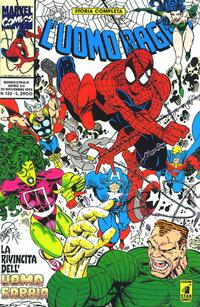 Cover Thumbnail for L'Uomo Ragno (Edizioni Star Comics, 1987 series) #132