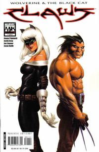 Cover Thumbnail for Claws (Marvel, 2006 series) #1