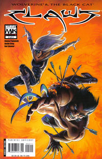 Cover Thumbnail for Claws (Marvel, 2006 series) #2