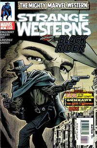 Cover Thumbnail for Marvel Westerns: Strange Westerns Starring the Black Rider (Marvel, 2006 series) #1