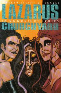 Cover Thumbnail for Lazarus Churchyard (Tundra UK, 1992 series) #2