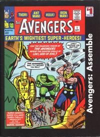 Cover Thumbnail for Avengers: Assemble [Family Dollar Exclusive] (Marvel, 2005 series) #[nn]