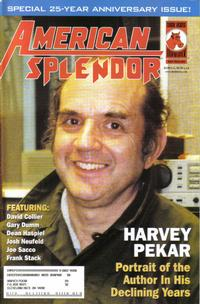 Cover Thumbnail for American Splendor: Portrait of the Author in His Declining Years (Dark Horse, 2001 series) #1