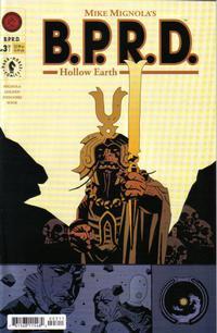 Cover Thumbnail for BPRD: Hollow Earth [B.P.R.D.: Hollow Earth] (Dark Horse, 2002 series) #3