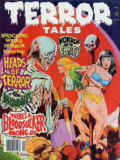Cover for Terror Tales (Eerie Publications, 1969 series) #v10#[1]