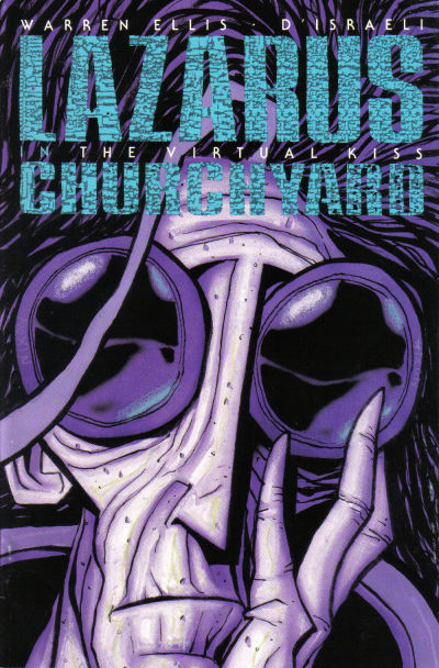 Cover for Lazarus Churchyard (Tundra UK, 1992 series) #1