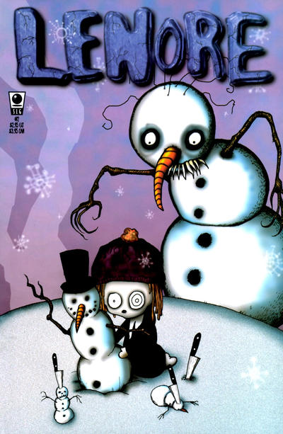 Cover for Lenore (Slave Labor, 1998 series) #2
