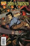 Cover for Army of Darkness (Dynamite Entertainment, 2005 series) #6 [B&W RI]