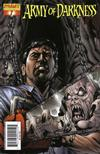 Cover for Army of Darkness (Dynamite Entertainment, 2005 series) #7 [Cover B]