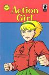 Cover for Action Girl Comics (Slave Labor, 1994 series) #8