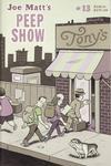 Cover for Peepshow (Drawn & Quarterly, 1992 series) #13