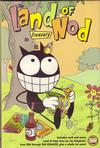 Cover for The Land of Nod Treasury (Black Eye, 1994 series)