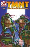 Cover for TMNT: Teenage Mutant Ninja Turtles (Mirage, 2001 series) #1