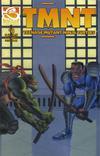 Cover for TMNT: Teenage Mutant Ninja Turtles (Mirage, 2001 series) #8