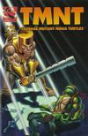 Cover for TMNT: Teenage Mutant Ninja Turtles (Mirage, 2001 series) #16
