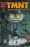 Cover for TMNT: Teenage Mutant Ninja Turtles (Mirage, 2001 series) #18