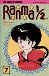 Cover for Ranma 1/2 (Viz, 1992 series) #7
