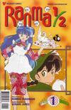 Cover for Ranma 1/2 Part Seven (Viz, 1998 series) #1