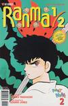 Cover for Ranma 1/2 Part Nine (Viz, 2000 series) #2